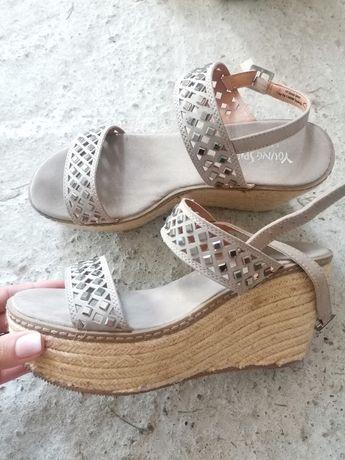 Sandale talpa ortopedica