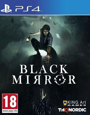 Black Mirror / PS4 / Игра / Нова Запечатана / Playstation4