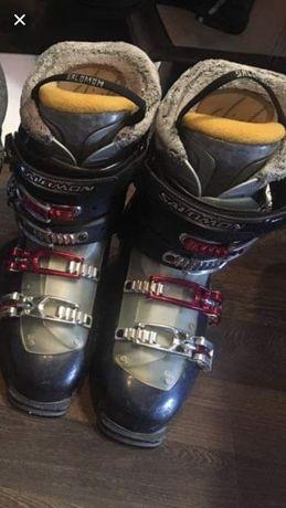 Ски обувки Salmon