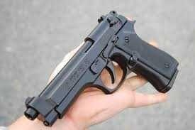 Pistol Airsoft TAURUS PT92 SUPER CALITATE # 4,4J Aer Comprimat