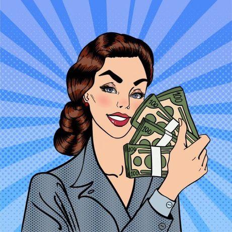 Деньги, Кредит без предоплаты