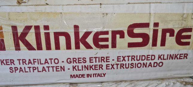Vand caramida aparenta Klinker