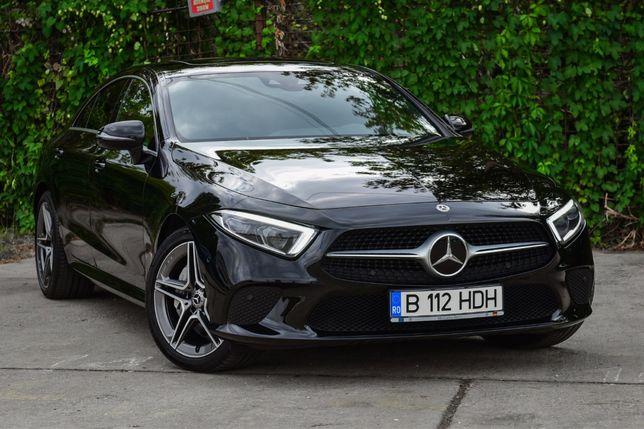 Mercedes cls 350 4 matic variante auto