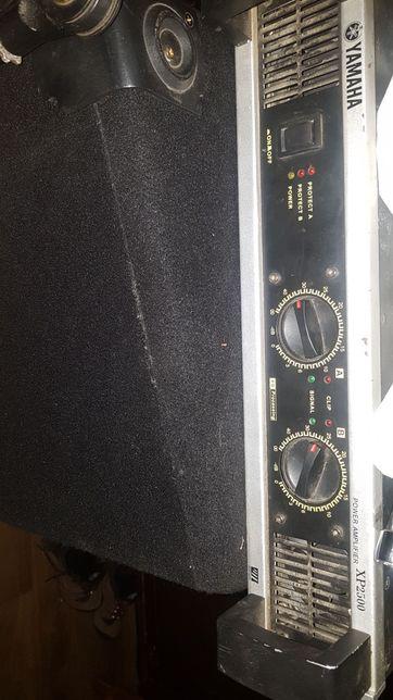 Усилитель Yamaha xp2500 xp 2500