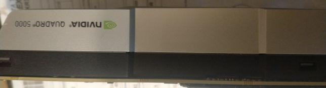 Placa video editare randare Nvidia Quadro 5000 2.5GB DDR5 320BIT