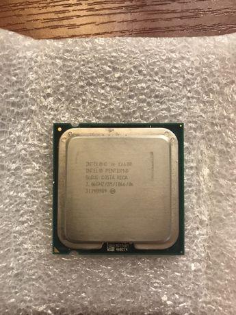 Продам Pentium E6600