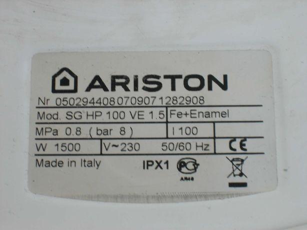 Аристон на 100л.