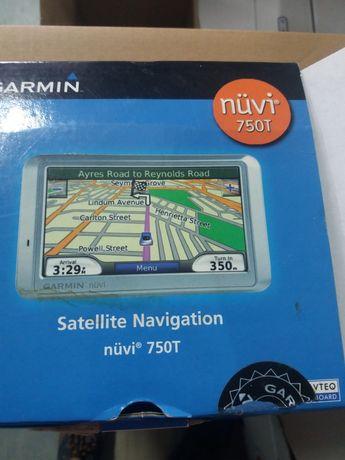 Vand GPS Garmin Nuvi 750
