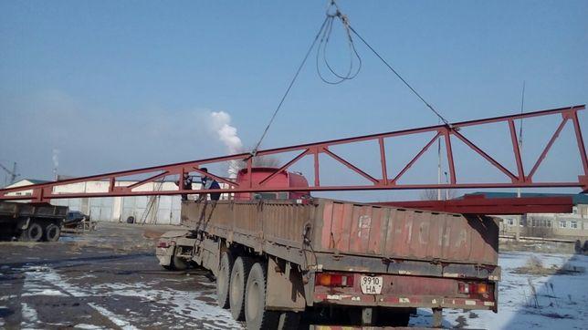 Изготовление строительных Металлоконструкций изделия из метала фермы