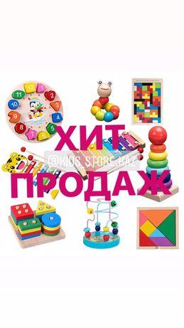 Детские игрушки. Деревянные игрушки. Развивающие игрушки.
