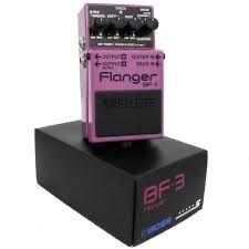 Boss BF3 гитарный процессор - фленджер