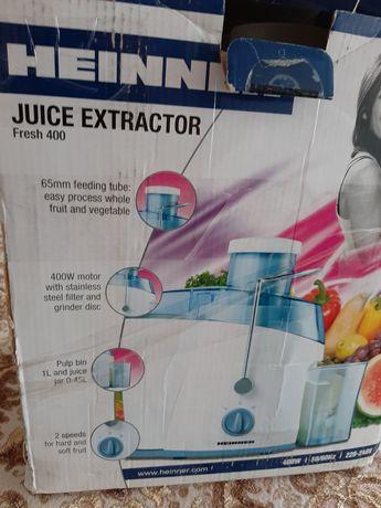 Storcator fructe HEINNER