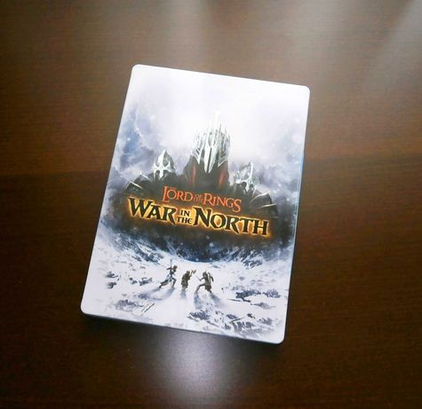 The Lord of the Rings : War in the North Steelbook Edition de colectie