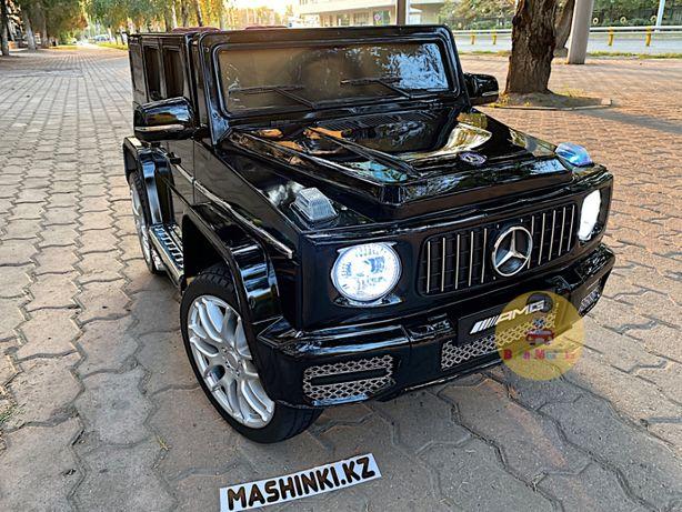 детский электромобиль на пульте Mercedes-Benz G65 в новом кузове