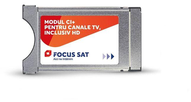 CAM Focus Sat FHD CU CARD - 5 luni incluse