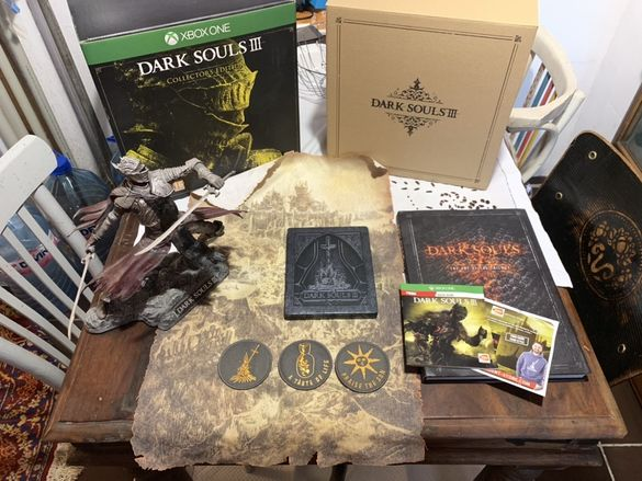 Dark Souls 3 Collector's Edition Xbox One