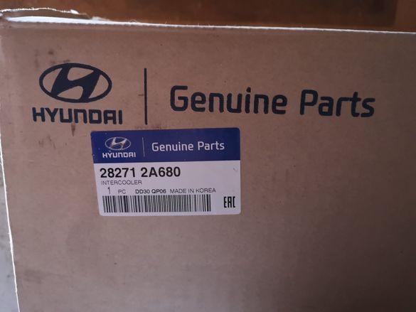 Радиатор интеркулер / Intercooler Hyundai I30 - 28271 2A680