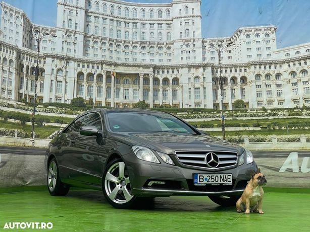 Mercedes-Benz E Mercedes E250 CDI Coupe// Euro 5// Automata// Bi Xenon// Piele