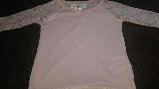 Bluzita H&M eleganta fetita 3-4 ani