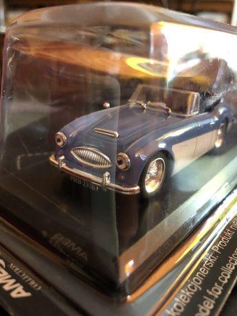 Vand Macheta Auto Austin Healey 3000 - 1959, Metalica, Scara 1:43!