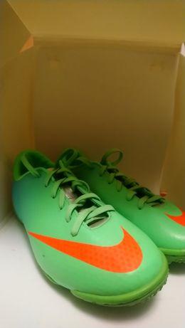 Ghete fotbal Nike fac si schimb cu acesori supream