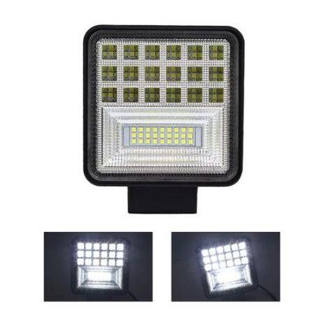Proiector LED Auto 126W Offroad ATV SUV Tractor Proiectoare LED 126/48