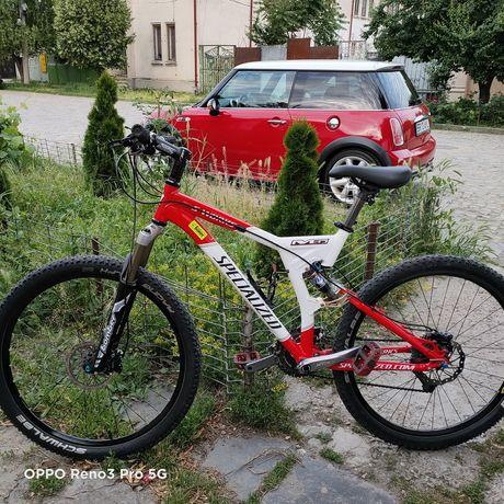 Bicicleta Specialized S Works M5