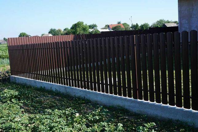 Garduri si porti din sipca metalica, plasa bordurata, fier forjat, BCA