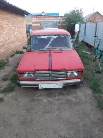 Ваз 7ка.Красная,Казахстан рег
