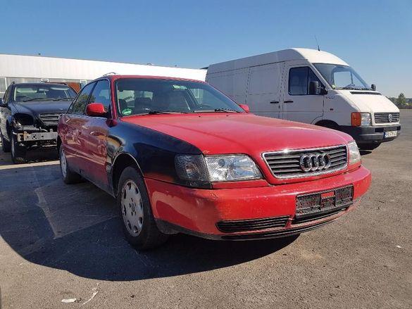 Audi A6 C4 2.6 V6 Recaro Бордови Комп.Щори Ауди А6 Ц4 150к.с. НА !АСТИ гр. Пловдив - image 2
