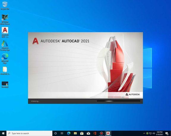Autocad 2021 Software proiectare