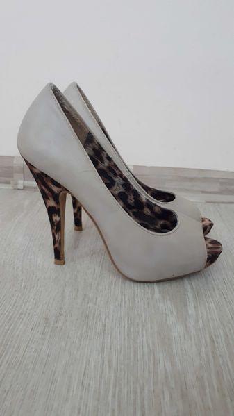 Официални обувки с ток гр. Средец - image 1