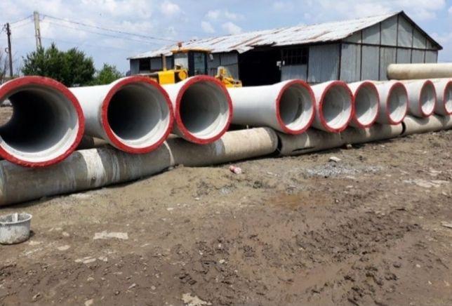 Vand tuburi din beton armat DN 600 DN 800