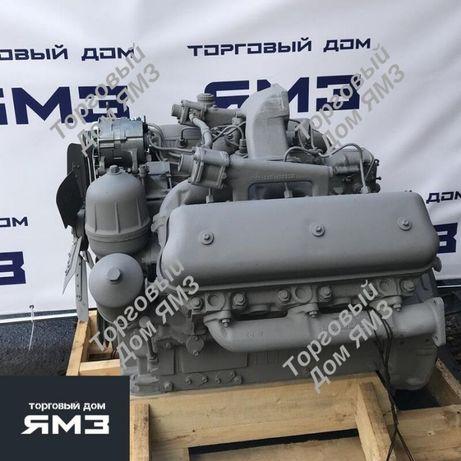Двигатель ЯМЗ 236 М2-03