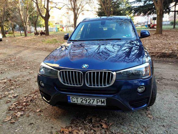 BMW X3, 2.0 X- DRIVE