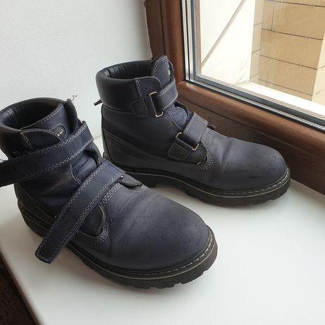 Зимние ботинки на мальчика 37 размер