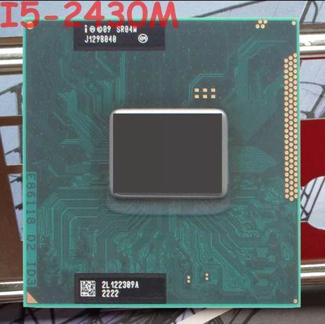 Процессор ноутбука I5-2430m