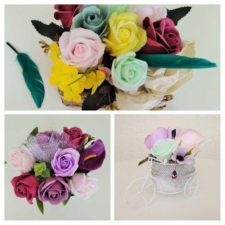 Цветя за украса и подарък
