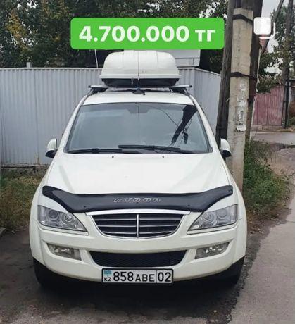 Продам  авто Ssangyong kyron 2012 г
