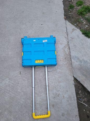 Troller pentru piață