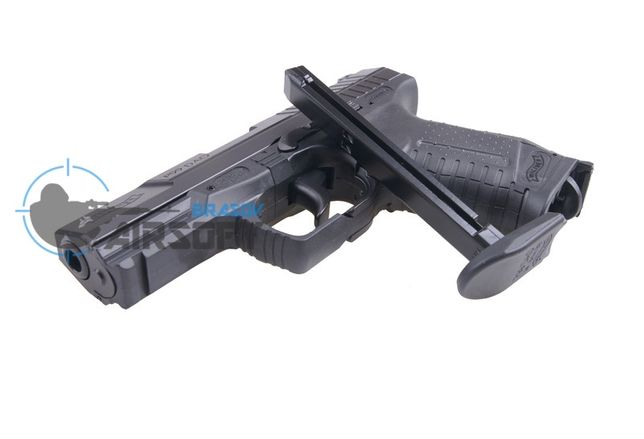 Pistol Walther P99 Dao + 500 bile