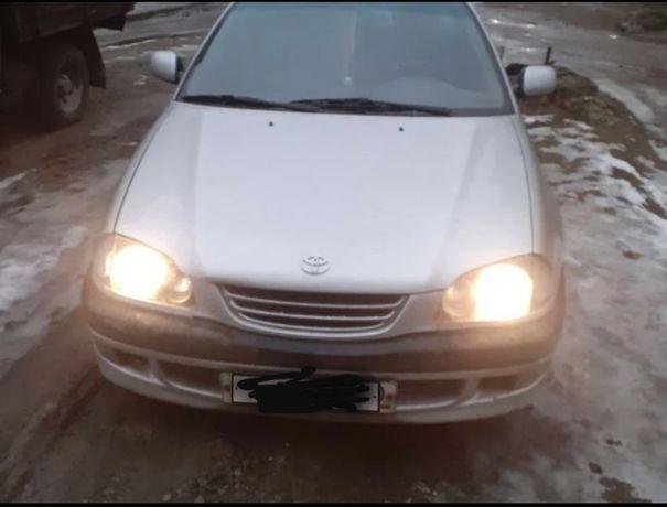 По запчастям Toyota Avensis 1998 года 2.0 мкпп