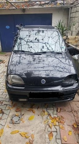 Фиат саиченто сеиценто seicento Fiat само на части