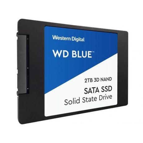 Жесткий диск SSD WD Blue 2 tb новый