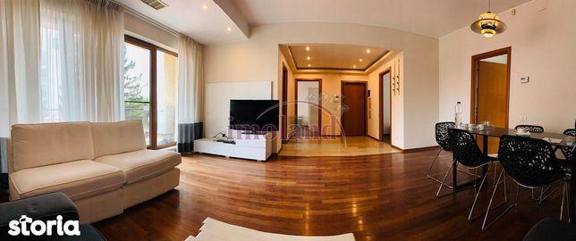Chirie - apartament - 3 camere - Floreasca Lac