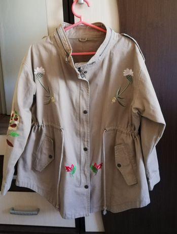 Jachetă damă mărimea L, bumbac 100%