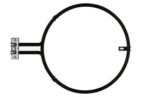 Rezistenta circulara rotunda cuptor electric, hansa , candy, arctic