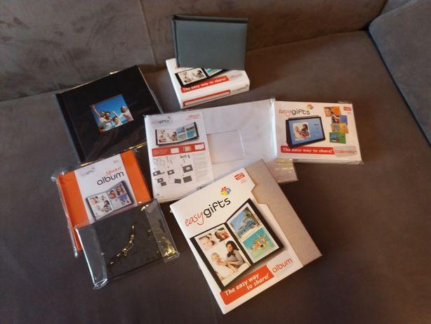 Vand un pachet de 6 albume foto