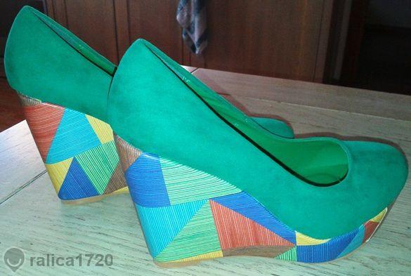 обувки за свежо настроение :)