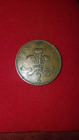 monede Anglia rare